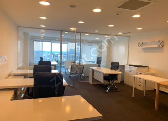 Nef 09 Offices - 1+1 Eşyalı Ofis / 1+1 Office With Furniture - Salon