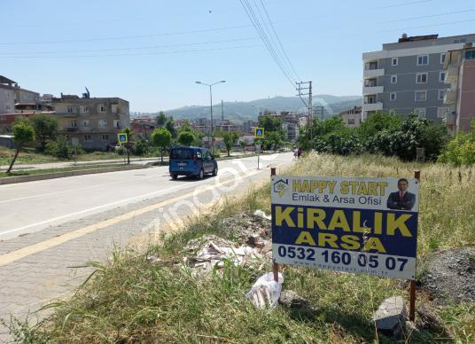 KİRALIK  İMARLI ARSA  KIŞLA MAH İLKADIM SAMSUN - Sokak Cadde Görünümü