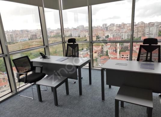 Hazır Ofis, Kiralık Ofisler 10 m2 den 20 m2 ye kadar - Salon