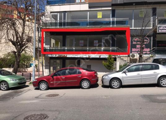 Pendik Orhangazide Cadde Üzeri Kiralık Dükkan - Açık Otopark