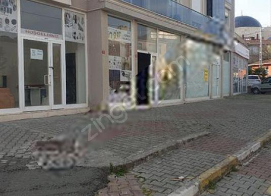 YAVUZ GAYRİMENKUL'DEN SATILIK 90 M2 İSKNALI DÜKKAN - Sokak Cadde Görünümü