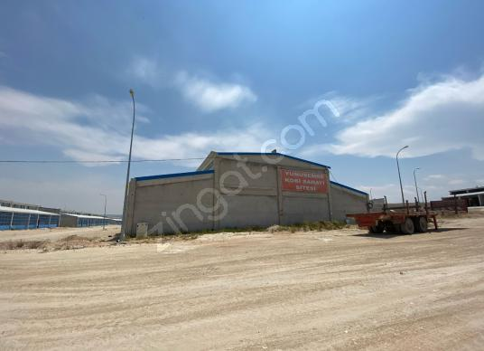 Eskişehir Yunus Emre Kobi Sanayi Sitesinde Satılık Dükkan - Arsa