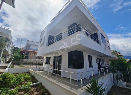 Mordoğan Ardıç'ta Deniz Manzaralı 3 Oda 1 salon Villa - Dış Cephe
