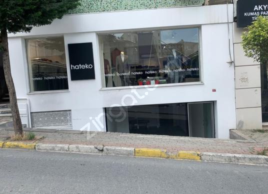 Şişli Osmanbey Meşrutiyette Kiralık Showroom Dükkan - Dış Cephe