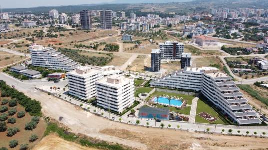 İzmirin Gelişen Lokasyonunda Satışa Hazır Tek Tapu 4.475 M2 Arsa - Manzara