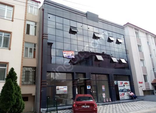 MERKEZDE SATILIK OFİS - Sokak Cadde Görünümü