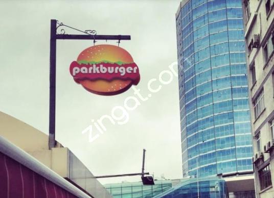 Etiler Akmerkez Karşısı Devren Kiralık Dükkan Park Burger - Dış Cephe