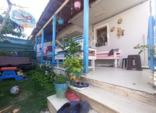 Urla Kalabakta 3+1 Bahçeli Tam Müstakil Ev - Çocuk Oyun Alanı