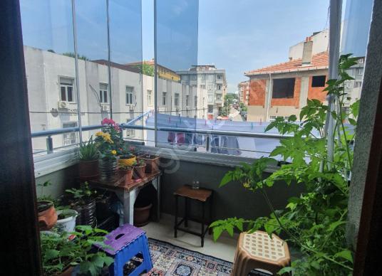 Satılık Ara Kat 2+1  Kapalı Otoparklı Daire - Balkon - Teras