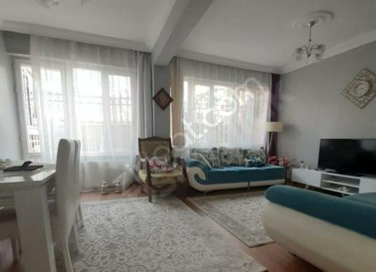 4.LEVENT ÇELİKTEPEDE 2+1 85 m²AVANTAJLI MUHTEŞEM DAİRE - Salon
