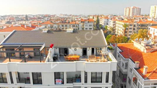Mustafa Orçunus'tan Bostanlı'da dubleks ultra lüks teraslı daire - Dış Cephe
