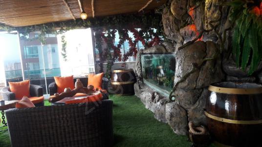 Dirican My City Sitesinde Muhteşem 5+1 450 M2 Satılık Dubleks - Salon