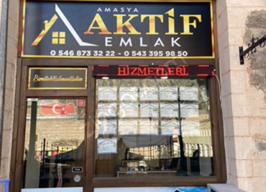 Amasya Merkez Çiğdemlik Köyü'de Satılık Bağ ve dubleks villa - Dış Cephe