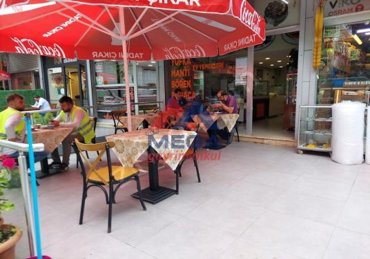 Fenerbahçe Ordu Evi Caddesi Üzerinde Kiralık Dükkan - Balkon - Teras
