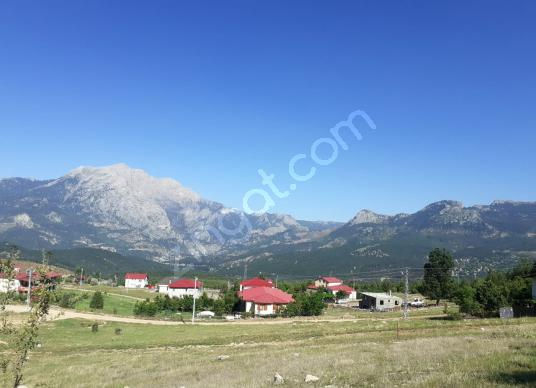 400 square meters Residential Zone For Sale in Pozantı, Adana - Manzara