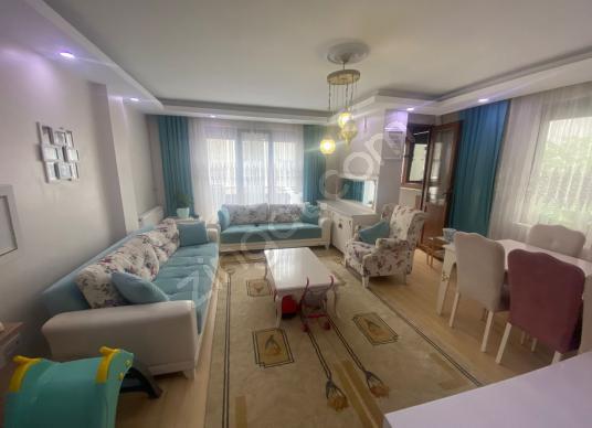 BARIŞ'TAN CENNET MAHALLESİNDE SATILIK 2+1 LÜKS DAİRE - Salon