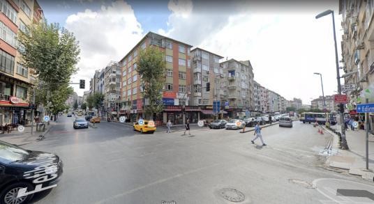 Şirinevler Fetih Caddesi Işıklarda Satılık Dükkan - Sokak Cadde Görünümü