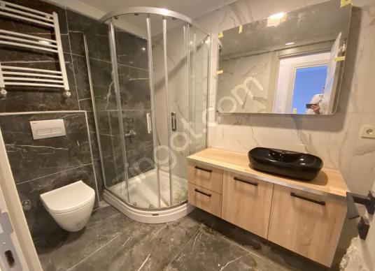 FENERYOLUNDA GENİŞ ARSALI 3+1 121m2 NET ÇİFT BALKONLU ULTRA LÜKS - Tuvalet
