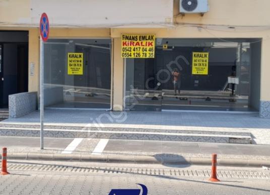 Marmaris'te Ana Cadde Sahil bölgesinde 90+30m2=120m2 Dükkan - Kapalı Otopark