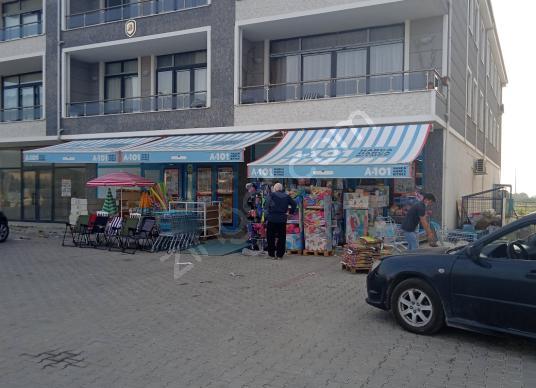 Gömeç Kemalpaşa'da Satılık Dükkan / Mağazalar - Sokak Cadde Görünümü