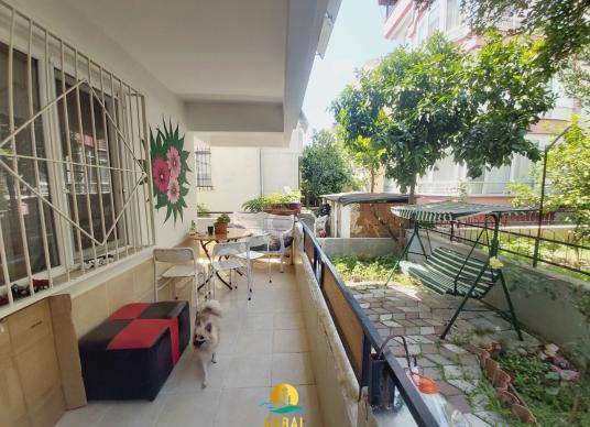 AKBALDAN AKÇAY MERKEZ 3+1 MÜSTAKİL TADINDA BAHÇELİ EFSANE DAİRE - Balkon - Teras