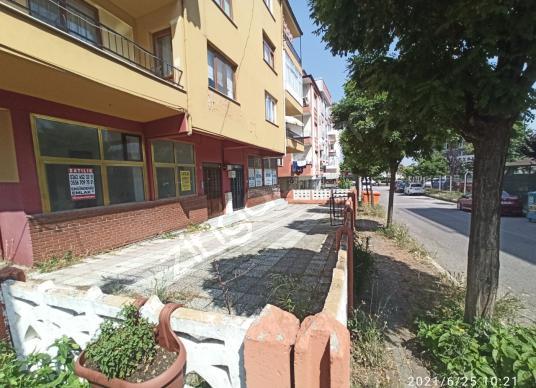 ENGİNDENİZ EMLAK'tan NET 90m2 SATILIK DÜKKAN.. - Site İçi Görünüm