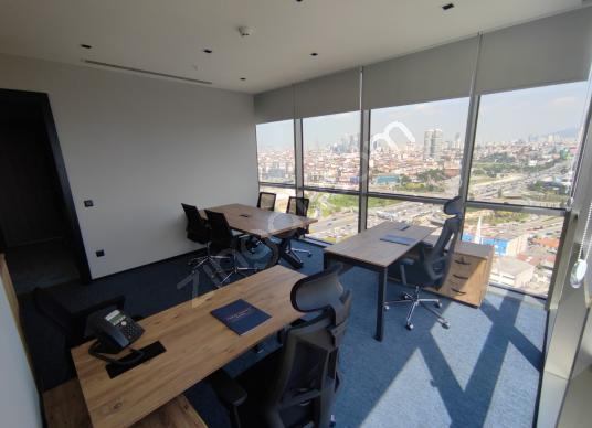 Kiralık Ofis İndirimli Business İstanbul 10m2 den 22m2 - Spor Salonu