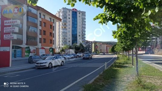 810 square meters Store / Shop For Sale in Kastamonu Merkez, Kastamonu - Sokak Cadde Görünümü