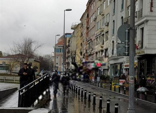 ADNAN MENDERES BULVAR CEPHELİ KİRALIK SIFIR !! KOMPLE BİNA - Sokak Cadde Görünümü