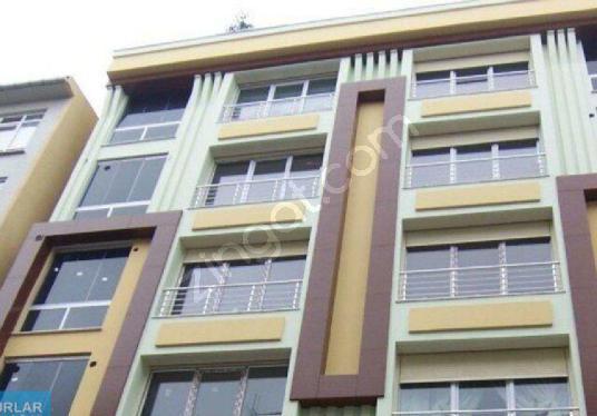 Fatih'te Cadde üzeri 4+1  emsalsiz yeni daire - Dış Cephe