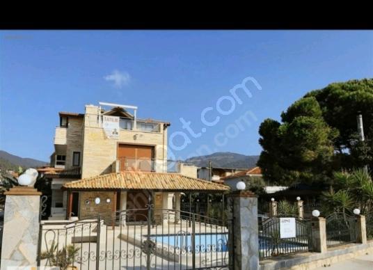 Menderes Çukuraltı'da Satılık Villa - Dış Cephe