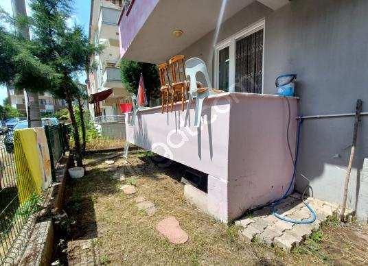 KARASU'DA *BAHÇE KULLANIMLI** DENİZE 50 METRE SATILIK 2+1 DAİRE - Balkon - Teras