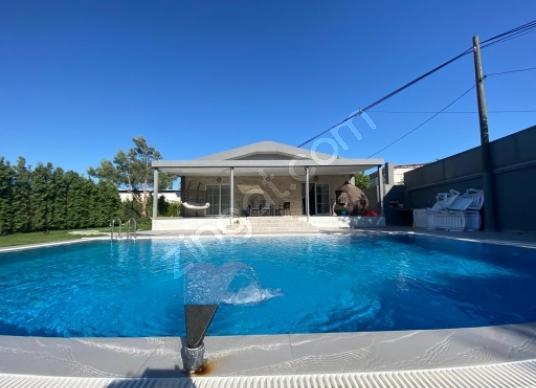 Marmaris'te Kiralık müstakil havuzlu villa - Yüzme Havuzu