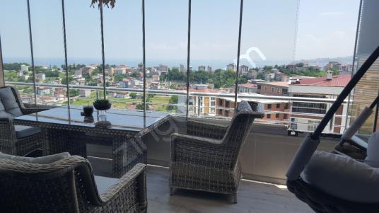 KALKANCA'DA MÜKEMMEL MANZARALI SİTE DAİRESİ - Balkon - Teras