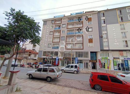 Topraklık Mahallesi Doğan Caddesi Satılık 1 + 1 Apart - Dış Cephe