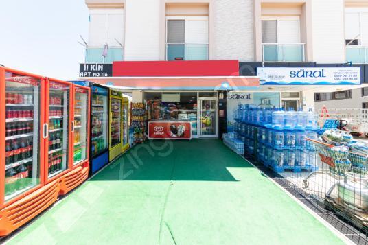 Muratpaşa Güzeloba Mahallesi'nde Devren Kiralık Market - undefined