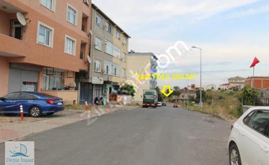 Ferhatpaşa'da Yanyola Yakın 354 M2 Satılık Arsa - Sokak Cadde Görünümü