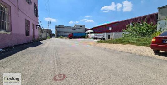 OSKAY'DAN D-400 KARAYOLU 2. PARSELDE 2522 M2 TİCARİ ALAN ARSA - Sokak Cadde Görünümü