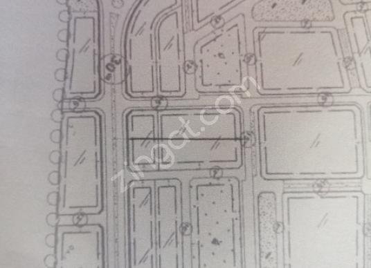 Adıyaman Merkez Karaali'de Satılık 7 Kata İmarlı 1250 m2 Arsa - Kat Planı