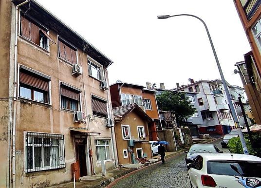 Yalıköy'de Masrafsız Bakımlı 1+1 Satılık Daire - Dış Cephe