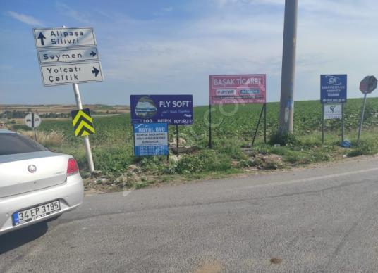 Silivri Seymen'de Satılık Tarla - Açık Otopark