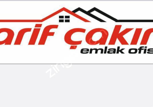 ARİF ÇAKIR EMLAK OFİSİNDEN MÜKEMMEL KONUMDA ARSA - Logo