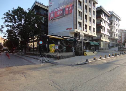 maltepe kiralık mağaza minibüs caddesi üzerinde müstakil işyeri - Sokak Cadde Görünümü