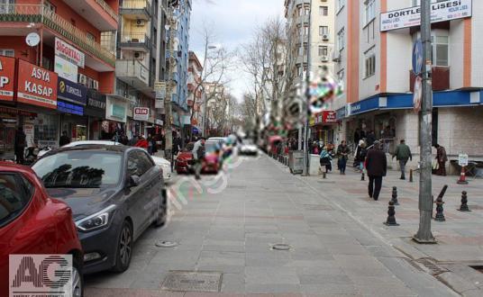 Kartal Orhantepe Çınar Caddesinde Satılık İskanlı Dükkan 85m2 - Sokak Cadde Görünümü
