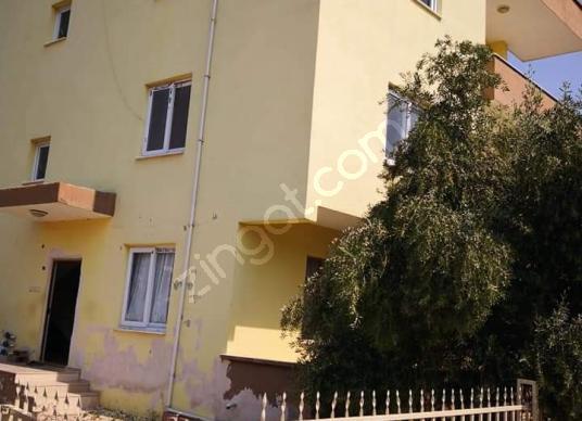 Erdemli Kargıpınarı'n da Satılık 3 katlı ev - Dış Cephe