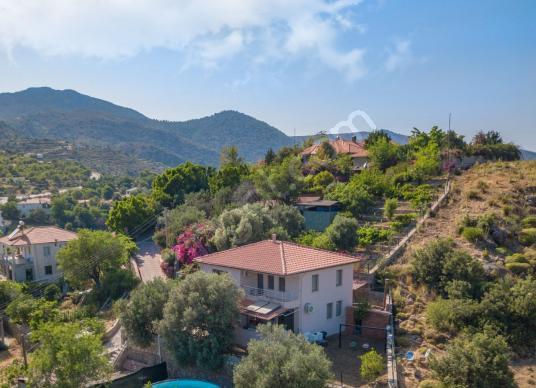 Marmaris Selimiye'de Özel Havuzlu Villa - Manzara