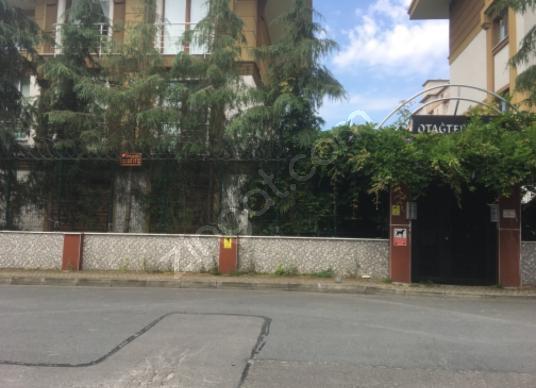 Otağtepe City ' de Satılık 4+1 Bahçe Dubleks - Sokak Cadde Görünümü