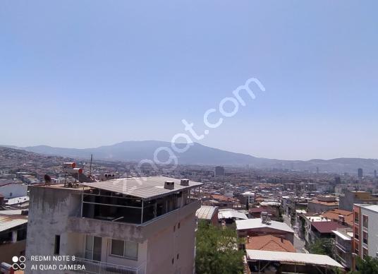 BAYRAKLI/ERENLERDE/TERASLI/3+1 SATILIK DAİRE - Manzara