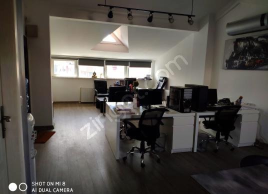 Kadıköy Evlendirme Daire karşısı 140 m2 1+1 Ofis Katı - Spor Salonu