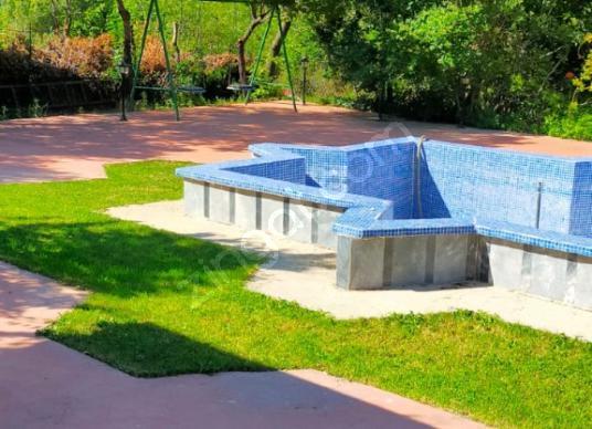 DİNAMİK GAYRİMENKULDEN SATILIK MÜSTAKİL EV - Yüzme Havuzu